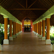 Covered Walkways ~ Riviera Maya