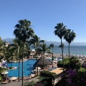 Perfect view in Puerto Vallarta