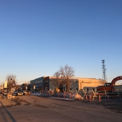 The changing face of downtown Dryden