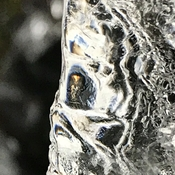More ice art