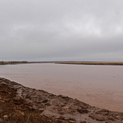 Early morning on the Petitcodiac River