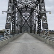 Alexandria Bridge connecting Ontario/Quebec