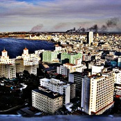 Rampant Pollution in Havana Cuba