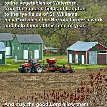 Farmers Prayer