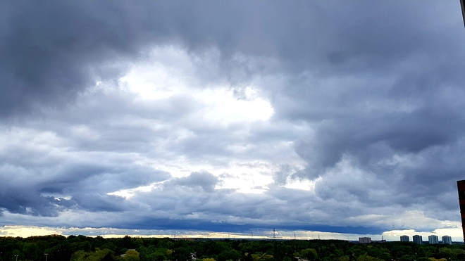 Active weather in Erin Mills Mississauga, ON
