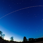 ISS Fly Over May 30 2020