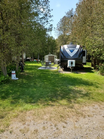 Cobourg East Campgrounds Grafton, ON