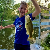 Jackson With a Whopper Bass