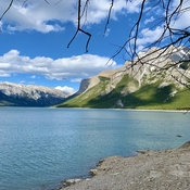 Blue & Green - Lake Minnewanka