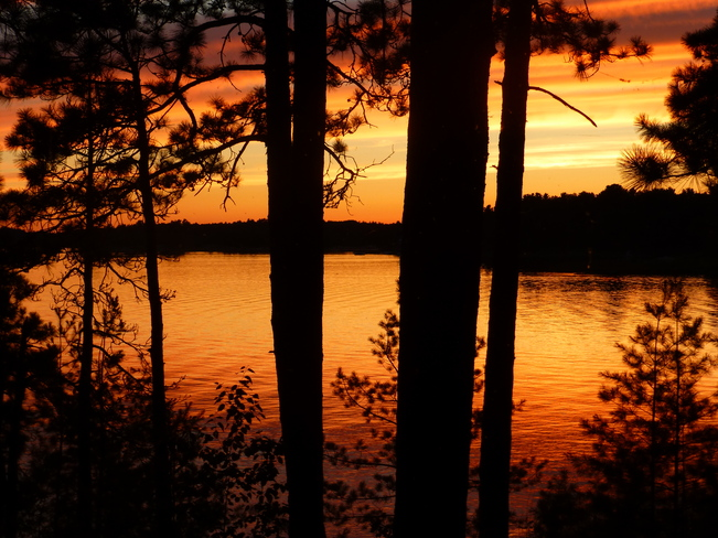 French River Sunset French River, ON