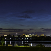Noctilucent Clouds - 23JUN2020