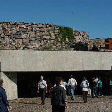 The Rock Cathedral Helsinki