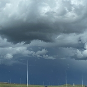 Dark Skies in Calgary