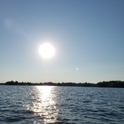 Sun Setting on Georgian Bay