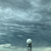 Bethune weather station