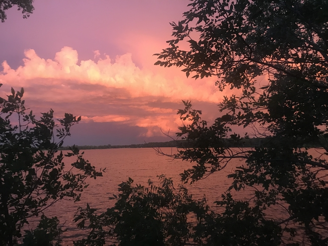 Stormy Skies over Killarney Lake Killarney, Manitoba | R0K 1G0