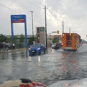 Flooding in Toronto