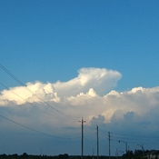 consolidation in a single storm cell part 2