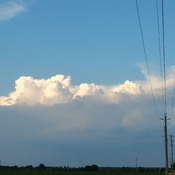 consolidation in a single storm cell part 3