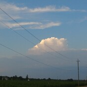 consolidation in a single storm cell part 4