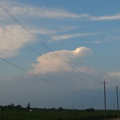 consolidation in a single storm cell part 5