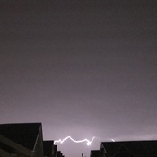 Lightning in YEG