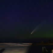 COMET NEOWISE - Port Franks, ON