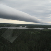 Triple Roll Clouds