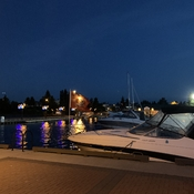 Cold lake marina