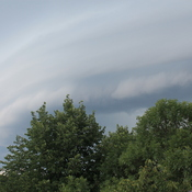 Shelf Cloud Over Toronto