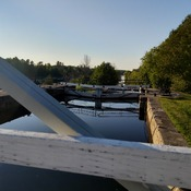 Nicolls Island Locks