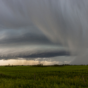 Camrose Storm August 11, 2020
