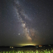 August Milky Way Galaxy!