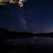 Night Sky near Bancroft