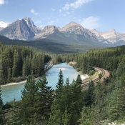 Bow valley trail