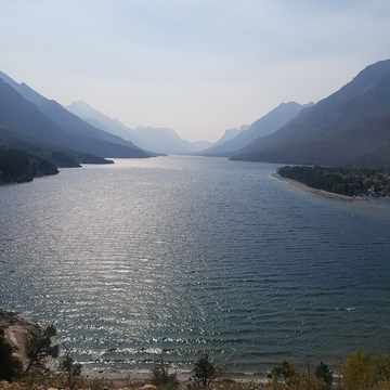 The Beauty of Waterton