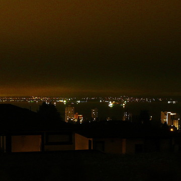 VANCOUVER TONIGHT – WILDFIRE SMOKE GONE