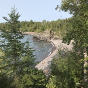 Shores of a Lake Superior