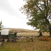 Autumn Historic Bar U Ranch
