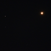 Mars and Uranus