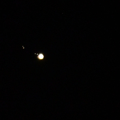 Jupiter and 4/4 Galilean Moons