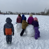 Early winter = Recess Fun