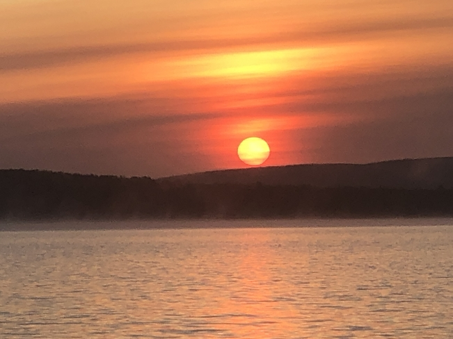 Beautiful Cape Breton Sunrise Baddeck, Nova Scotia | B0E 1B0