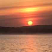 Beautiful Cape Breton Sunrise