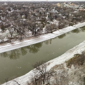 Assiniboine River is Extremely Low