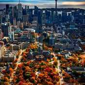 Autumn in Toronto