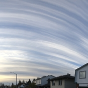 Magnetic Clouds?