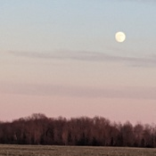 Dunnville full moon