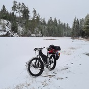 Yorston Lake Fatbike Loop