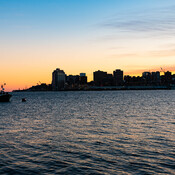 Halifax Waterfront Sunset